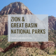 trip report zion great basin