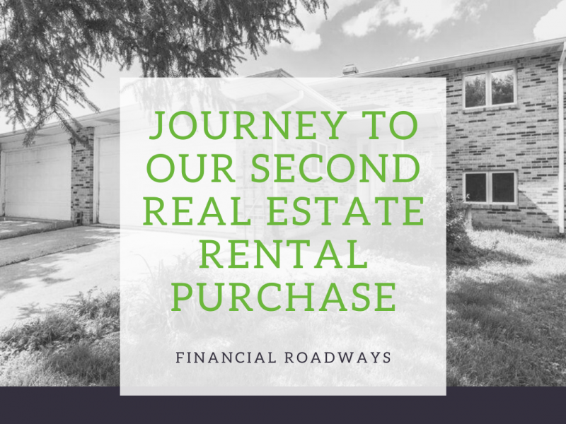 Journey to Our Second Real Estate Rental Purchase